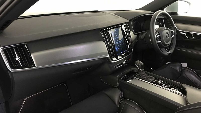 Volvo V90 D4 R Design Automatic (Satellite Navigation, LED Headlights, Pilot Assist with Adaptive Cruise)